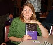 Kirjailijan kuva. REBECCA LUELLA MILLER