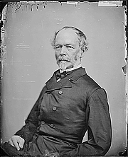 Foto do autor. Matthew Brady Collection (circa 1860-65) National Archives & Records Administration