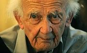 Författarporträtt. Zygmunt Bauman, le 22 octobre 2012 à Prague en République Tchèque