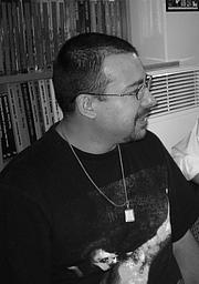 Foto do autor. Clairwitch, 2005