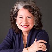Kirjailijan kuva. Regina Barreca
