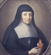 Foto do autor. Saint Jane Frances de Chantal / Wikipedia