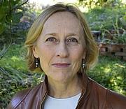 Author photo. Elizabeth Hay