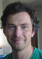 Author photo. Schroeder