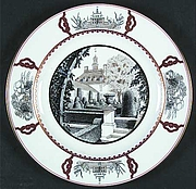Forfatter foto. WEDGWOOD CHINA