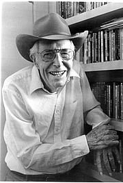 "Författarporträtt. <A HREF=""http://www.enmu.edu/"">Eastern New Mexico University </A>"