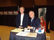 """Foto de l'autor. <b>Ernie Zelinski</b> author of How to <a href=""""http://www.retirement-quotes.com/"""">Retire</a> <a href=""""http://www.how-to-retire-happy.com"""">Happy</a>  and Jack Canfield trading <a href=""""http://www.retirement-cafe.com/"""">retirement planning</a>/success books"""