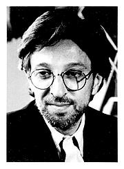 Author photo. Photo which accompanied author's obituary.