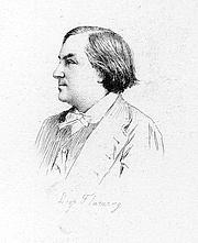 Author photo. Léopold Flameng (1831-1911)