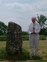 Foto del autor. The Megalithic Portal