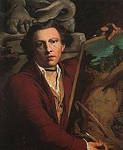 Foto do autor. Self-portrait (1803)