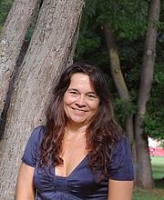 Foto de l'autor. Ruth Nestvold © 2011 Britta Mack