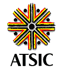 "Foto auteur. Aboriginal and Torres Strait Islander Commission logo 1999 By Source (WP:NFCC#4), Fair use, <a href=""https://en.wikipedia.org/w/index.php?curid=41367804"" rel=""nofollow"" target=""_top"">https://en.wikipedia.org/w/index.php?curid=41367804</a>"