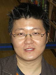 Foto do autor. Credit: Nighscream (Wikipedia), 2007, New York City
