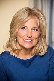 Foto de l'autor. Official portrait of the Second Lady of the United States Jill Biden. 2012
