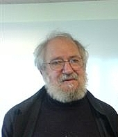 Author photo. Seymour Papert