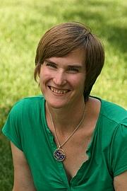 Foto de l'autor. Off of her website