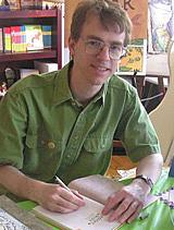 Foto do autor.