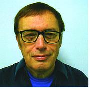 Författarporträtt. Jan Boyer Wahl/from Wikipedia page