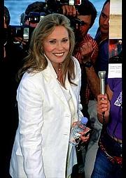 Forfatter foto. Credit: Rita Molnár, 2001, Cannes Film Festival