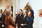 Forfatter foto. White House Photo Office (Public Domain), Carol Thatcher is far left