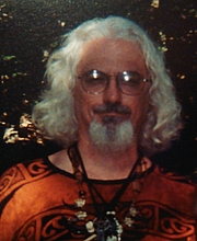 """Foto de l'autor. Mark Shepherd, August 2003 By Stormraven73 - Own work, CC BY-SA 3.0, <a href=""""//commons.wikimedia.org/w/index.php?curid=43406549"""" rel=""""nofollow"""" target=""""_top"""">https://commons.wikimedia.org/w/index.php?curid=43406549</a>"""