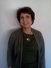 Författarporträtt. Kathleen Berrin