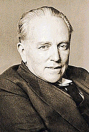 Forfatter foto. Photo of the author in 1950