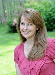 Author photo. Hilary Schwab