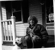 Kirjailijan kuva. Judi Barrett