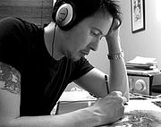 Author photo. Terry Fan / photo credit Eric Fan