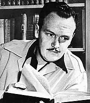 """Författarporträtt. <a href=""""http://en.wikipedia.org/wiki/Alex_Raymond"""" rel=""""nofollow"""" target=""""_top"""">http://en.wikipedia.org/wiki/Alex_Raymond</a>"""