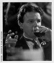 Fotografia de autor. Geerten Meijsing, AKO Literature Prize 1988