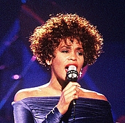 Fotografia de autor. Whitney Houston