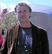 Kirjailijan kuva. Photo by Joe Mabel (Wikipedia) ~ Cropped