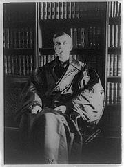 Foto do autor. By Clinedinst, Washington, D.C. (1903)