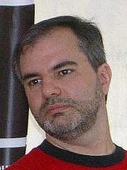 Kirjailijan kuva. Luigi Novi