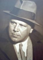 Forfatter foto. Willem de Mérode in Paris, 1936