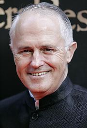 Författarporträtt. Malcolm Turnbull. Photo by Eva Rinaldi.