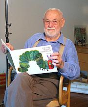 Photo de l'auteur(-trice). eric-carle.com