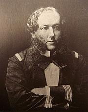 "Fotografia de autor. 1870s Photograph. Reproduction in ""La Royale"", Jean Randier"