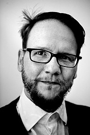 Forfatter foto. Magnus Fröderberg, Nordbild, www.norden.org
