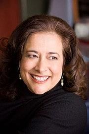 Kirjailijan kuva. Nicole Mones