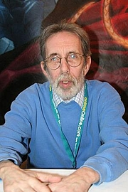Fotografia de autor. http://www.comicvine.com/keith-giffen/26-6536/