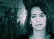 Kirjailijan kuva. Pamela Rousell