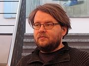 Forfatter foto. Photo credit: Ave Maria Mõistlik