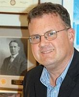 Author photo. Michael Mitrani