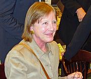 Kirjailijan kuva. Credit: David Shankbone, 2007