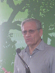 "Författarporträtt. Bob Woodward at the 2012 National Book Festival By Slowking4 - Own work, GFDL 1.2, <a href=""https://commons.wikimedia.org/w/index.php?curid=21582038"" rel=""nofollow"" target=""_top"">https://commons.wikimedia.org/w/index.php?curid=21582038</a>"