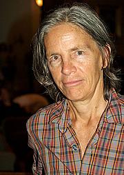 Foto de l'autor. Credit: David Shankbone, Sept. 14, 2008, Brooklyn Book Festival